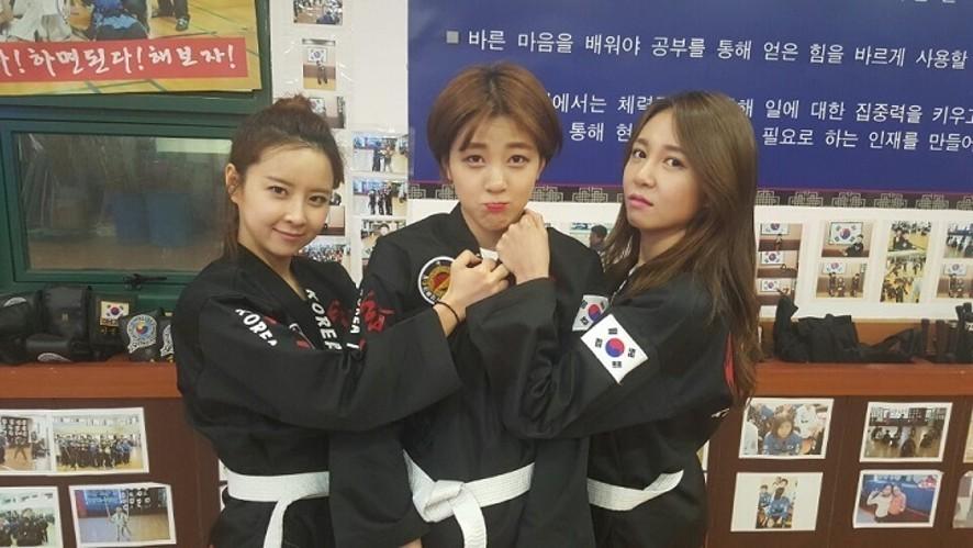 Eun ga eun & TAHITI - SIMKUNG STUDIO 8th 은가은&타히티 '플라잉 요가'