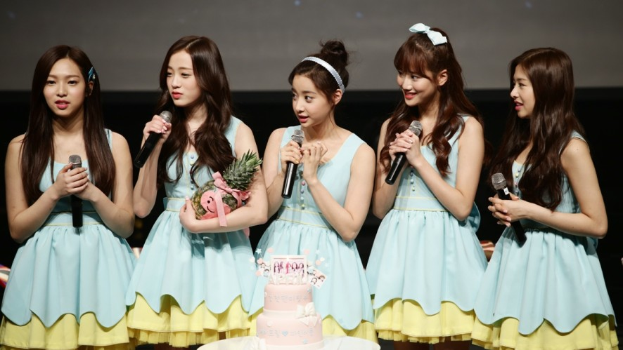 [APRIL] Thank You FineApple~♥