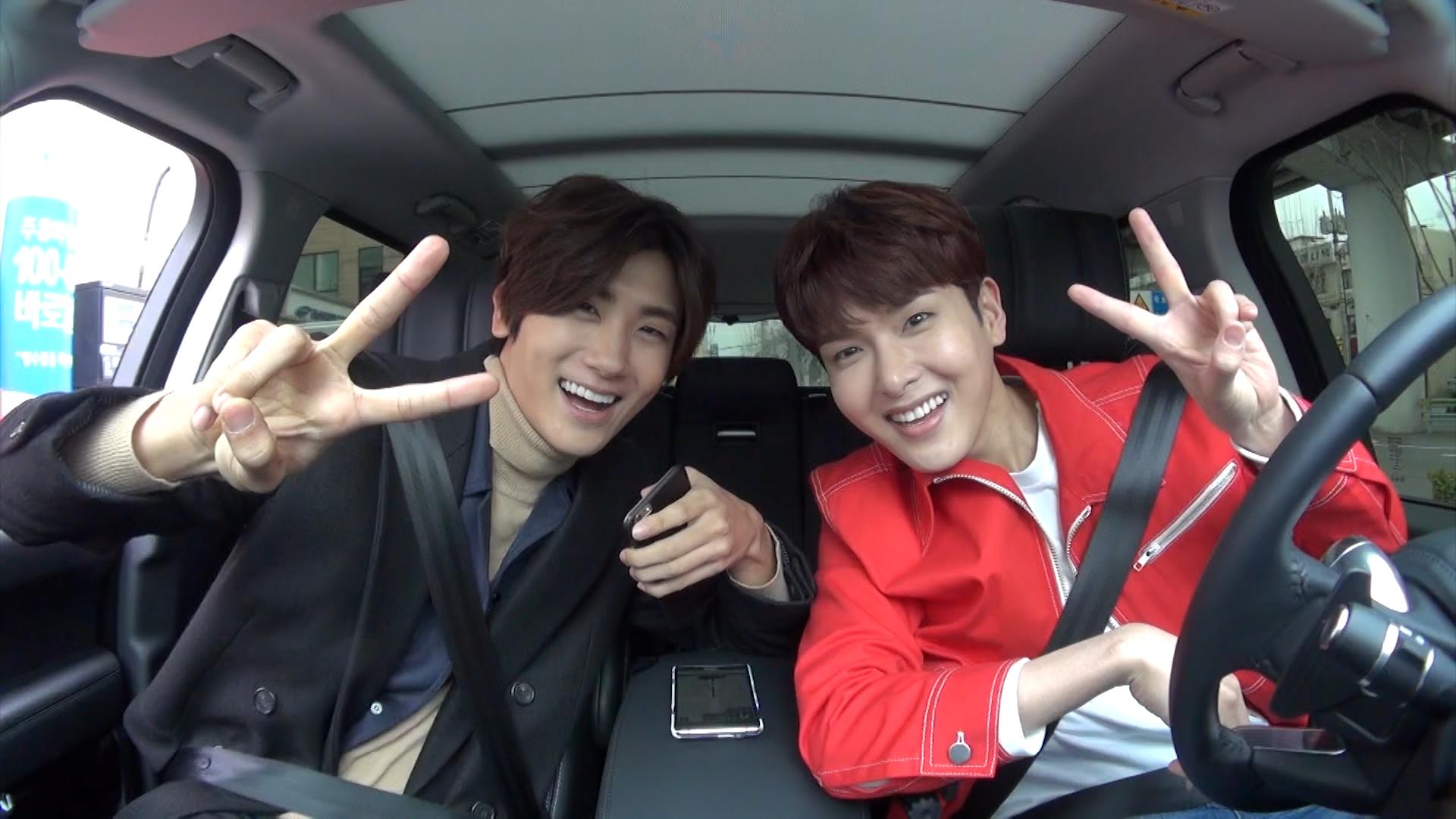 [꽃브로] Celebrity Bromance Hyungsik&RyeoWook - Temptation of wolves