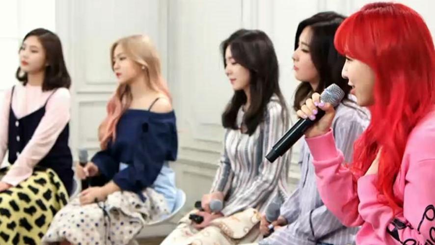[Replay] Red Velvet's Level UP! - The Velvet LIVE