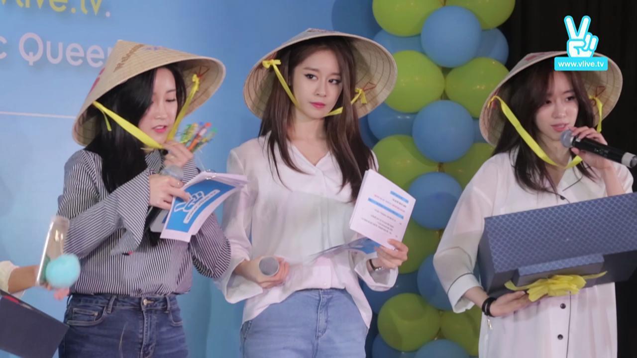 T-ara Fan meeting in Saigon #3