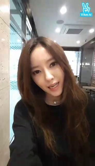 [효민] 효미니와 모닝 커피한잔~?♡