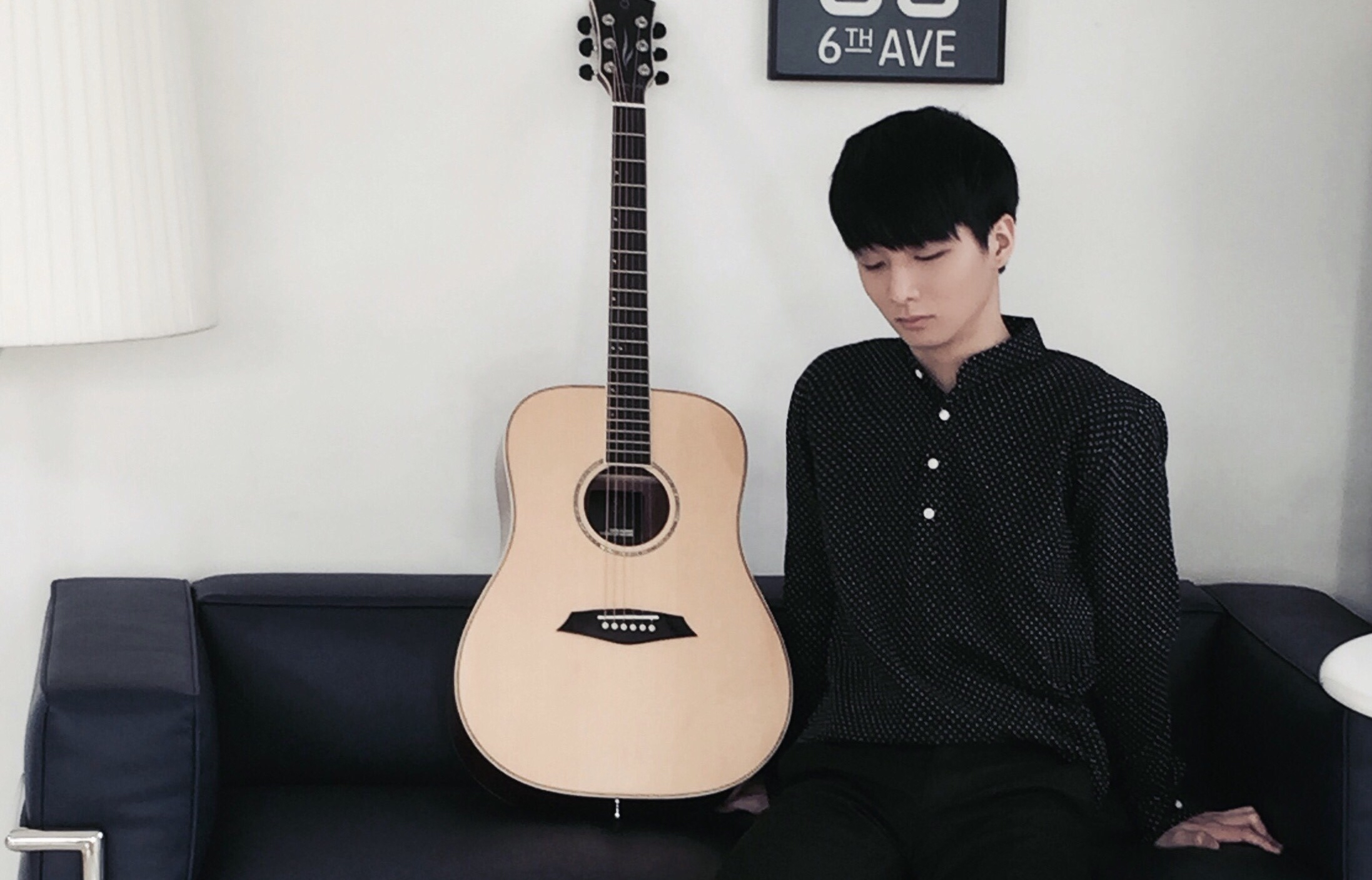 Sungha Jung- Channel Open Live Greeting - 채널 오픈 기념 첫 라이브 방송!