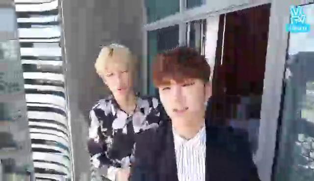 몬스타엑스 무단침입 - 아부다비 KCON