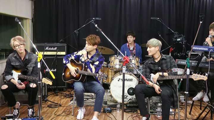 DAY6 합주실 라이브 (DAY6 Rehearsal studio Live)