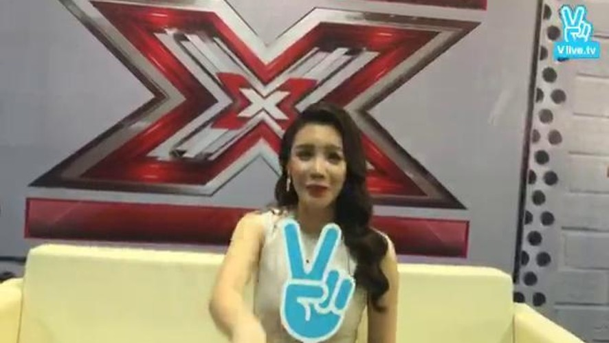 X Factor with Ho Quynh Huong