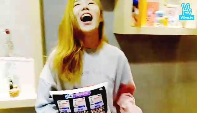 MAMAMOO V TV #34 휘인아 생일축하해!!!