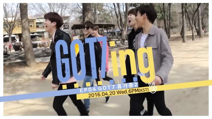 [GOT7ing] EP05. GOT7 휴가중-2 (GOT7 'Holiday' ing-2)