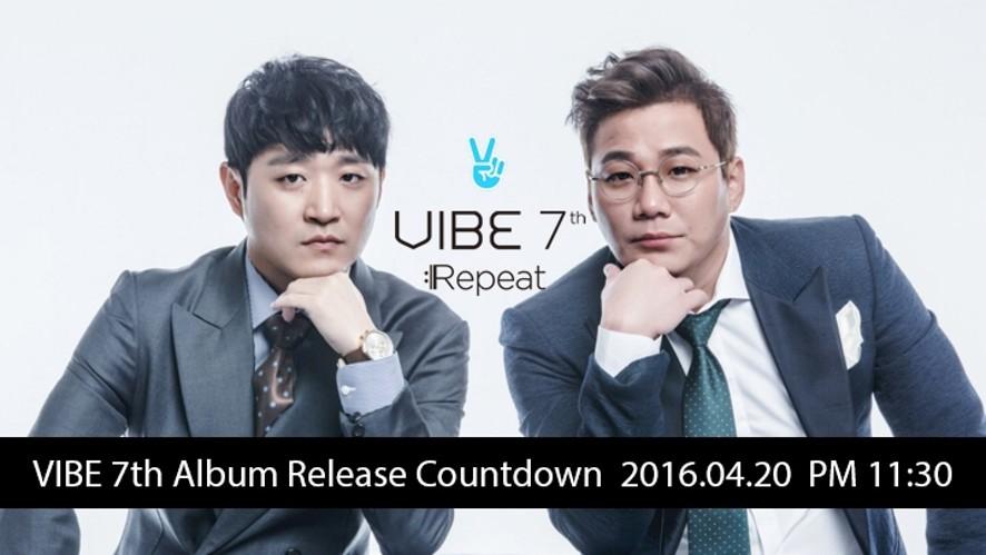 [바이브]  VIBE 7th Album Release Countdown Live
