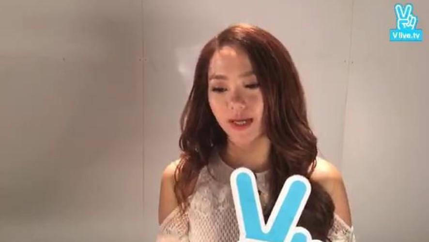 Music Video Shooting with Minh Hang