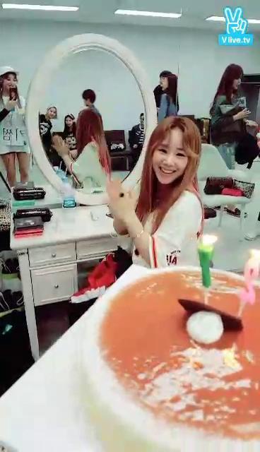 성은언니생일축하해♡