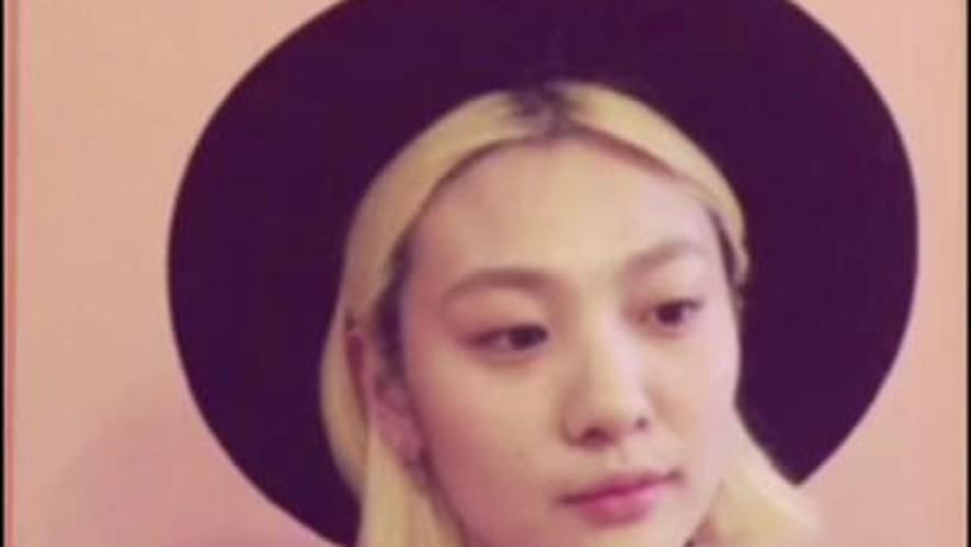 [볼빨간사춘기] 라이브 영상 'No Make UP–자이언티'