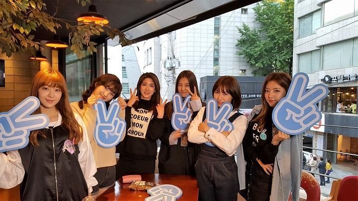 LABOUM TeleVision 라붐 '우리들만의 파라다이스♥'