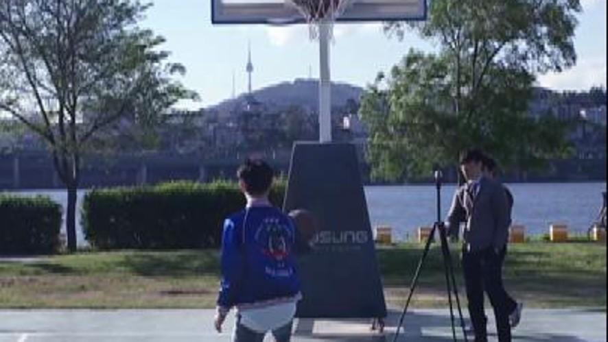 [UNIQ]#원테잌 - 농구공과 승연