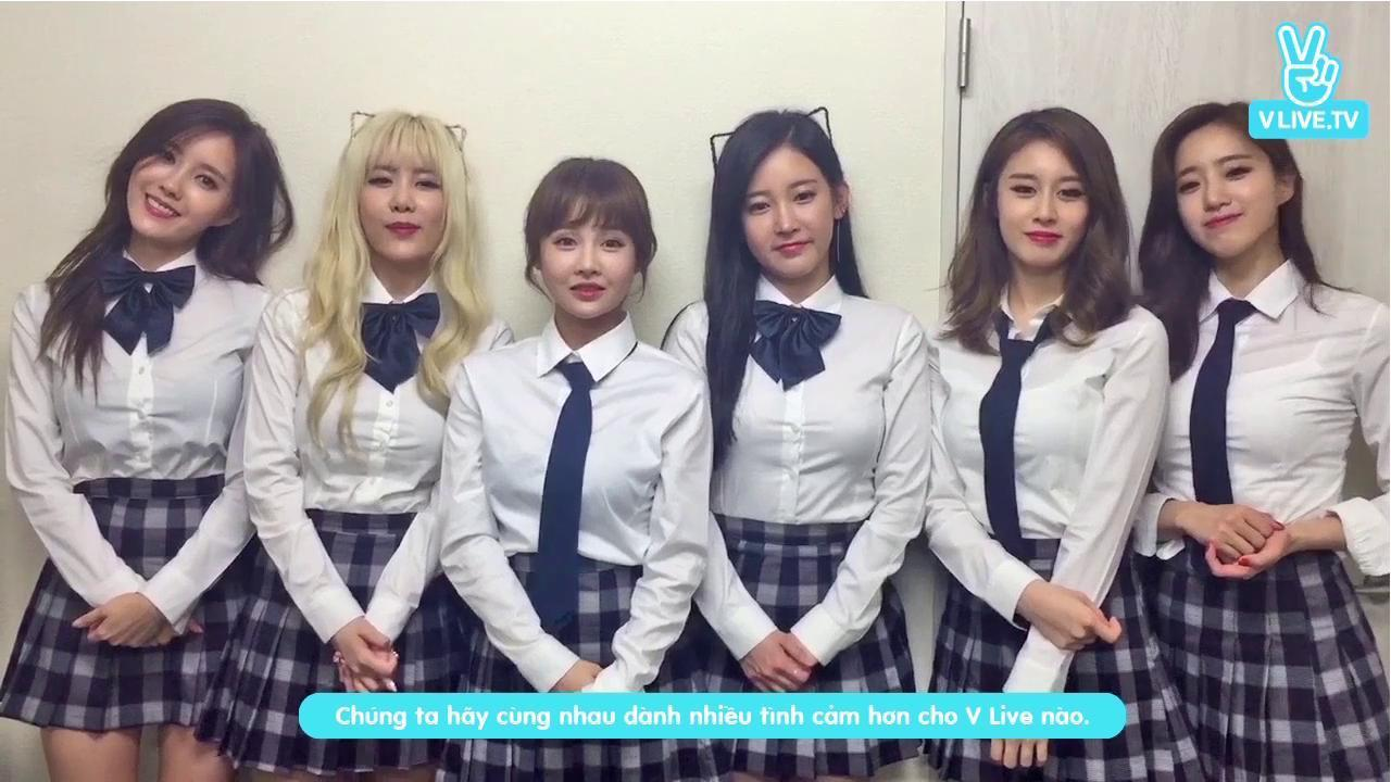 T-ara Greeting for Thanks