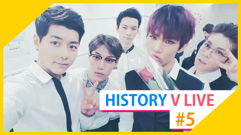 HISTORY V LIVE #5 in OSAKA