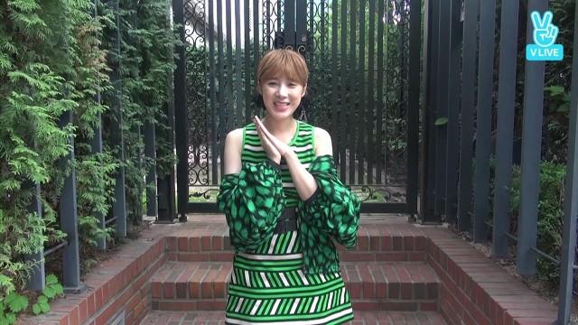★축★ 서인영 V채널 오픈 인사!!! (Seo In Young's 'V' Channel OPEN!)