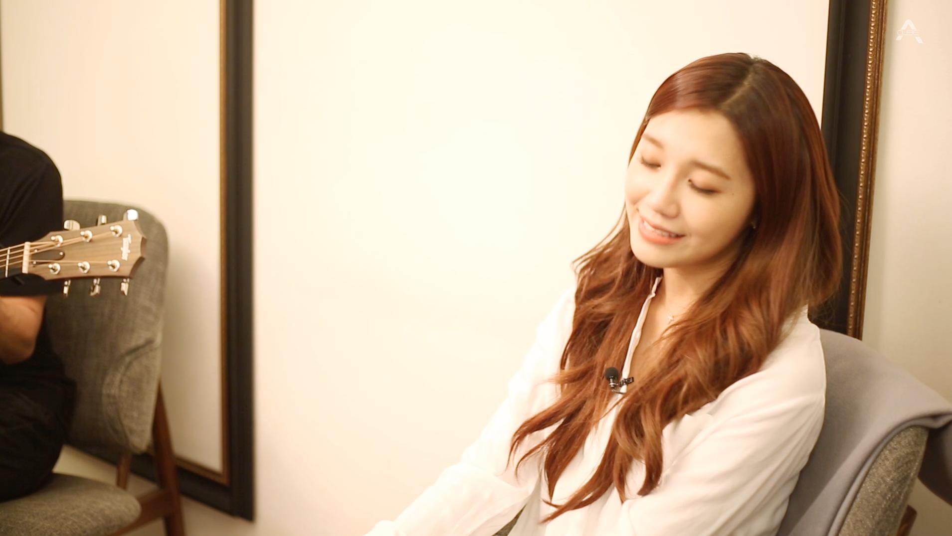 Jeong Eun Ji '하늘바라기' Guitar ver.