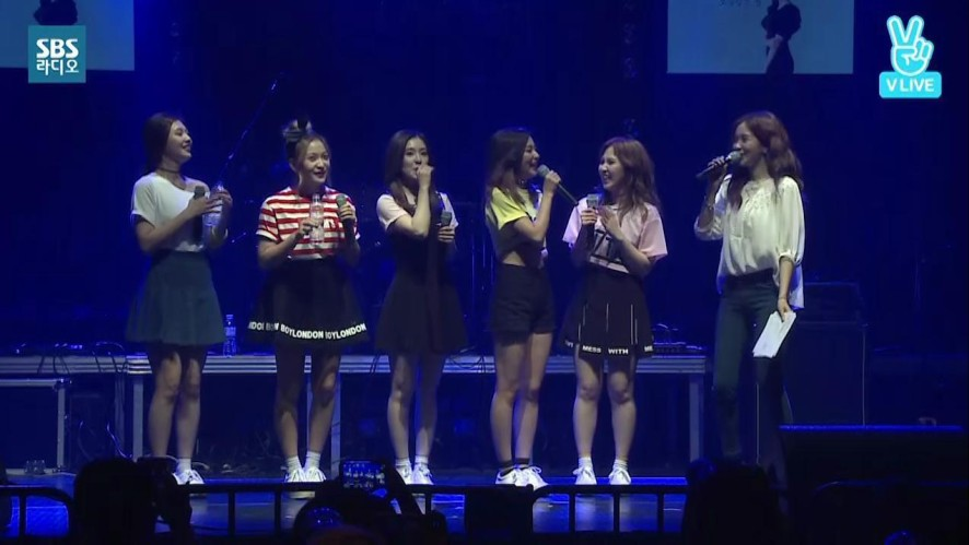 SBS '장예원 오늘같은 밤' 여름임박 콘서트 Part.2