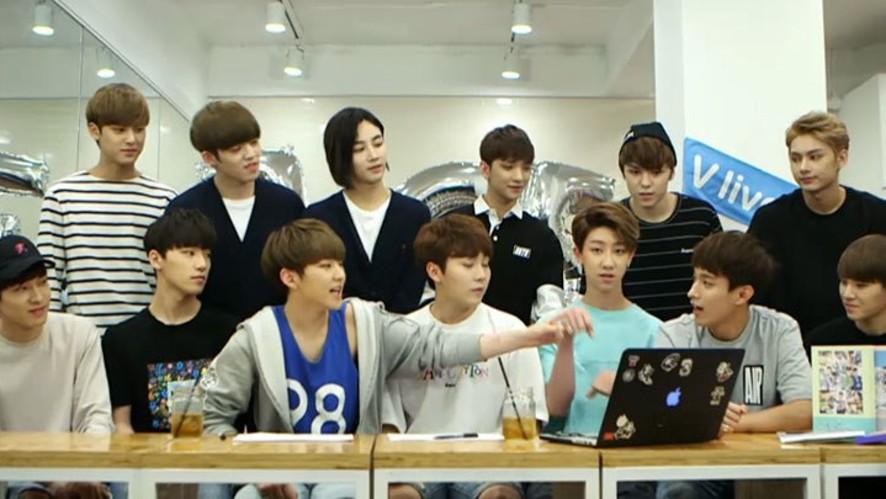 [REPLAY] 세븐틴 데뷔 1주년 기념 V 라이브