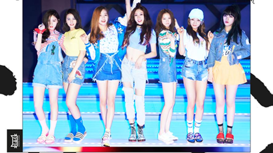 CLC는 컴백 쇼케이스 연습 중~♥