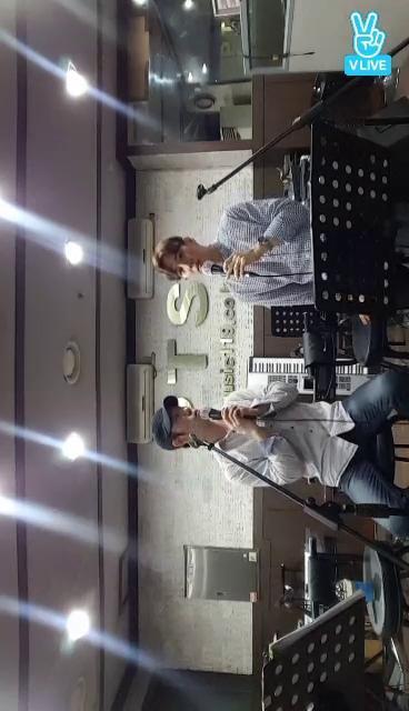 테이크 소극장 콘서트 <2016 여담> 연습중!