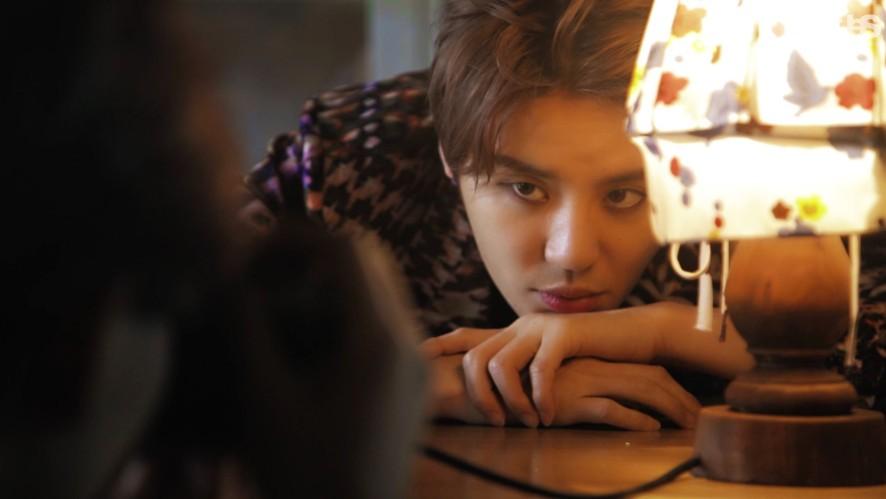 김준수 - XIA의 선물! 정규 4집 <XIGNATURE> 재킷메이킹 영상(Making Film)