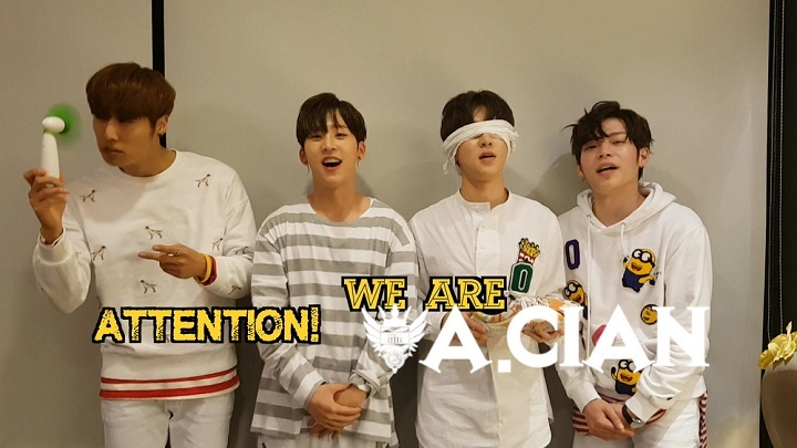 A.cian - We are A.cian - '육감적인 남자 예고편'