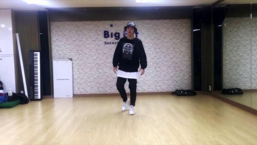 방탄소년단 j-hope Dance Practice for 2015 Begins Concert