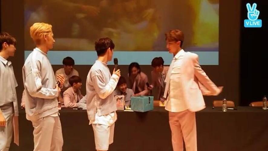 [SEVENTEEN] 세븐틴  안드로메다 in 대전