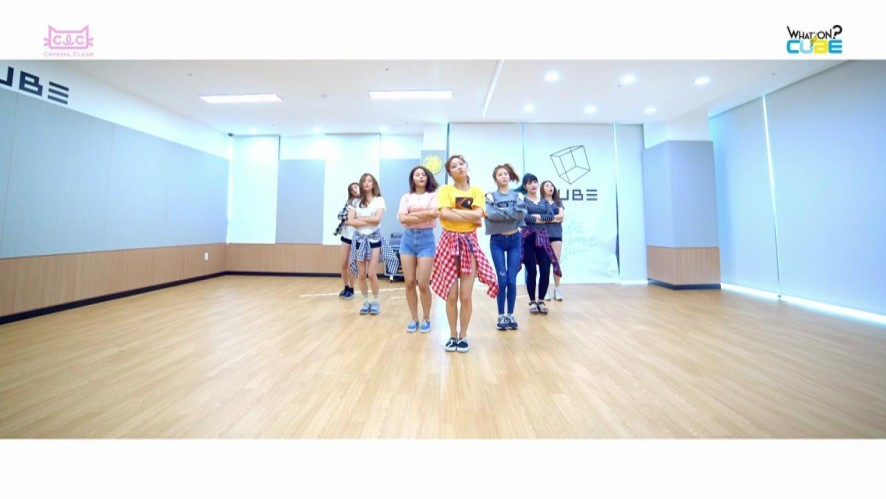 [CLC] 아니야(No oh oh) - Choreography Practice Video