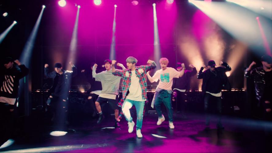 '아하(AH-HA)' NO-CUT DANCE VIDEO
