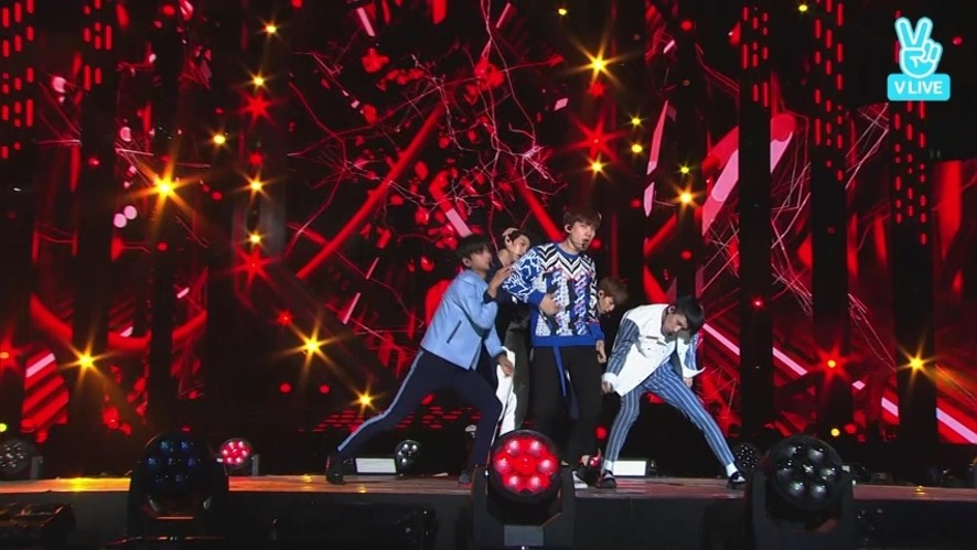 [2016 DREAM CONCERT] VIXX - 사슬 (Chained Up)