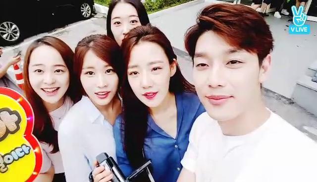 별프로젝트 깜짝 첫생방송-예체능방문
