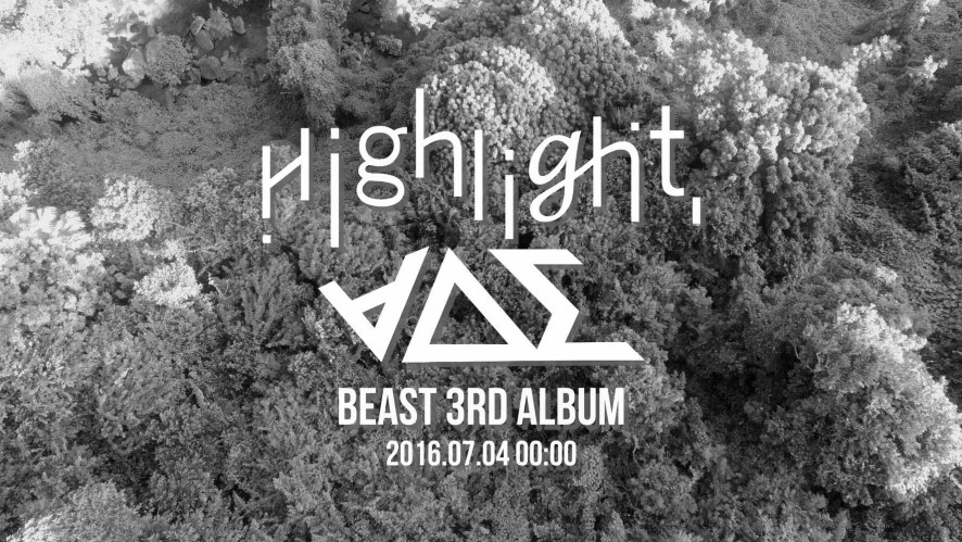 BEAST 3RD ALBUM 'HIGHLIGHT' - PROLOGUE -