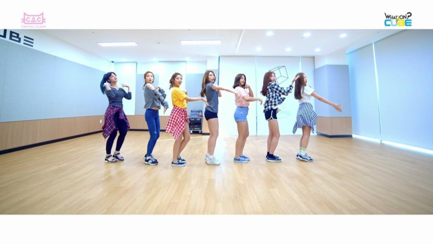 [CLC] PEPE -  Choreography Practice Video (New.ver)