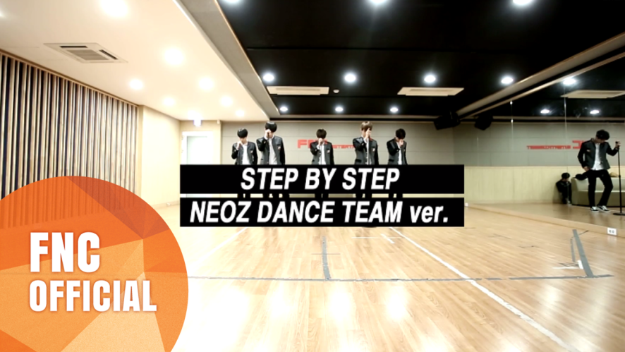 [d.o.b 3rd Mission] Step by Step - NEOZ DANCE TEAM ver.