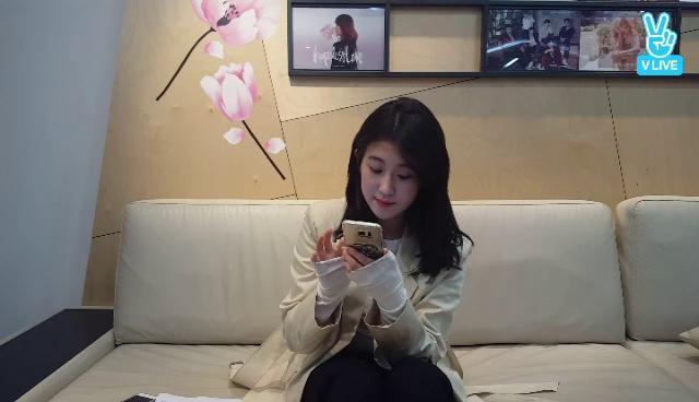 예린백의 깜짝 스팟 라이브♡