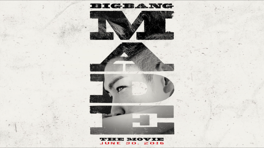 BIGBANG MADE TEASER : T.O.P