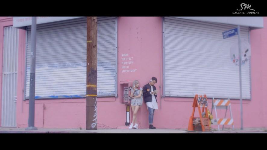 태연_Starlight (Feat. DEAN)_Music Video