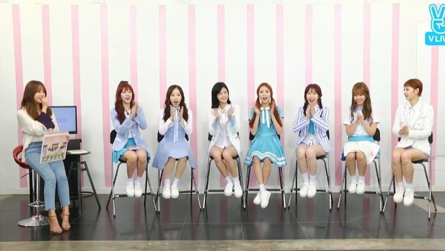 [REPLAY] SONAMOO 넘나 좋은것(I LIKE U TOO MUCH) V LIVE