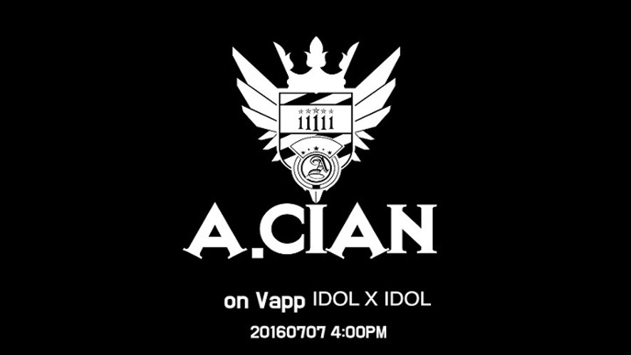 A.cian - We are A.cian 'V앱 웃으며 안녕!' 예고편