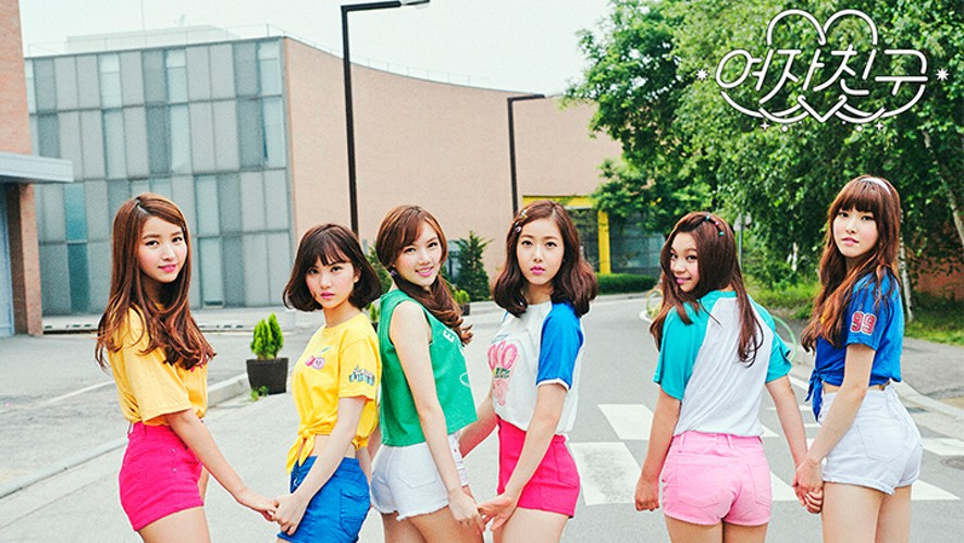 GFRIEND  Coming Up <LOL>