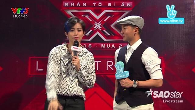 Gil Lê Nể Các Thí Sinh X Factor