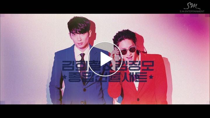 [V LIVE] 김희철 & 김정모_The 2nd Mini Album '종합선물세트 (Goody Bag)'_Highlight Medley