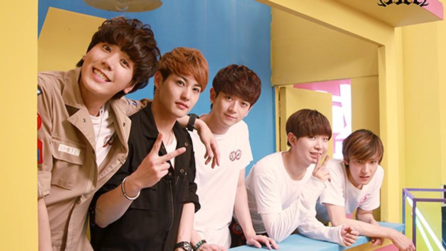 SKIPTRACE MV 비하인드 스토리 !!