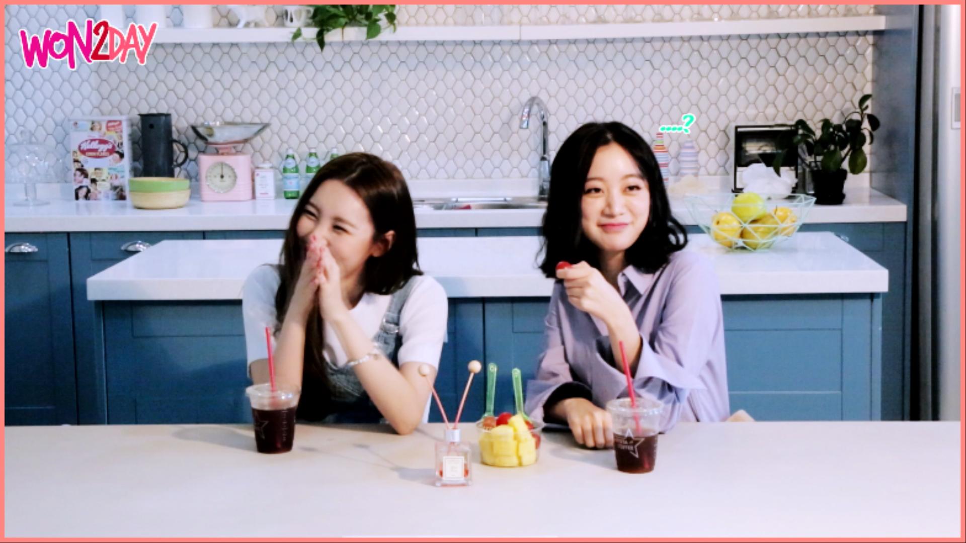 [WON2DAY] 04 선미&혜림 - 요리