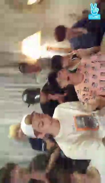 [NCT LIVE] 오사카 숙소 급습!