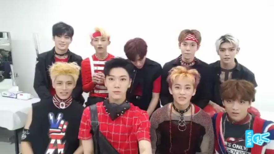 [NCT LIVE] SMTOWN 오사카 공연장 대기실!