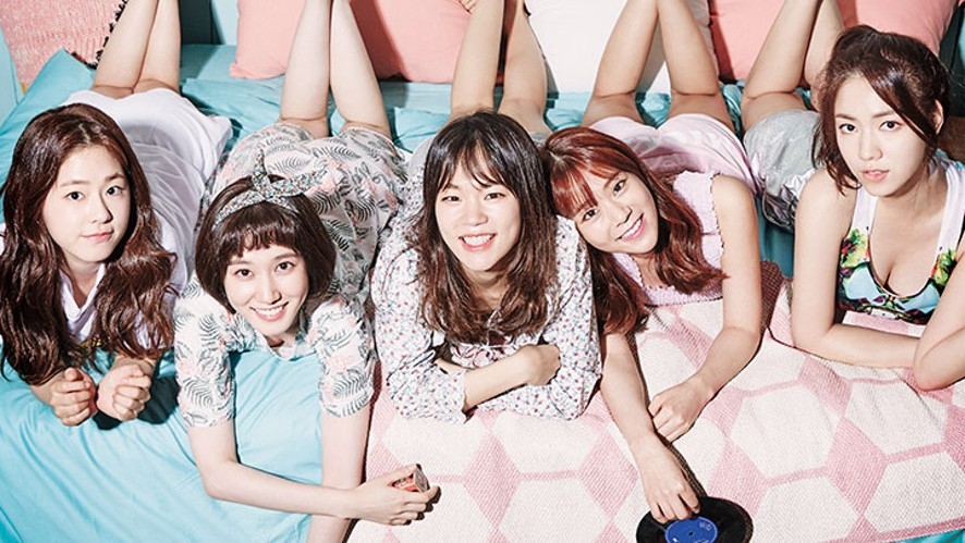 JTBC <청춘시대> Hello, My Twenties! 촬영장 라이브!